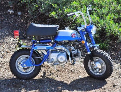 1970 Honda Mini Trail Bike 50