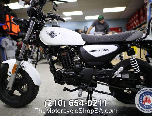 New 2018 Kymco Spade 150cc