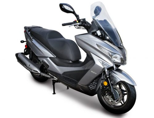2018 Kymco X-Town300 in Grey