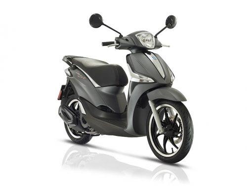 2018 Piaggio Liberty 150S