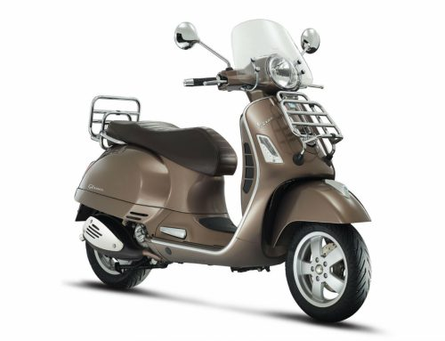 2018 Vespa GTS 300i in Bronze