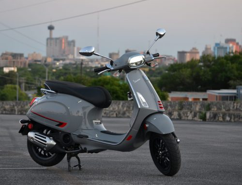 New Vespa Sprint 150 Sport