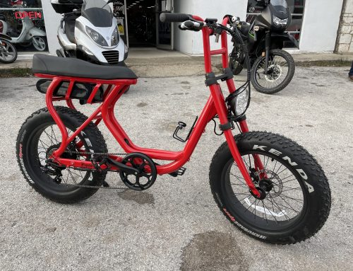 New Scootstar Electric Bicycles Now in Stock!