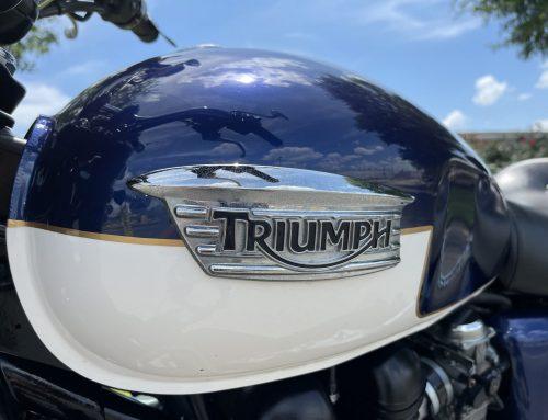2011 Triumph Bonniville SE 900
