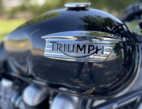 2013 Triumph Thruxton 900 Cafe' Racer =SOLD=