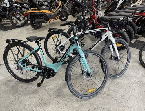 New Scootstar Bicycles Now in Stock!