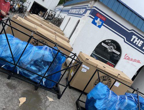 New Royal Enfield Shipment Has Hit The Showroom!