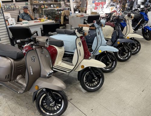 Want a Classic Style Scooter?