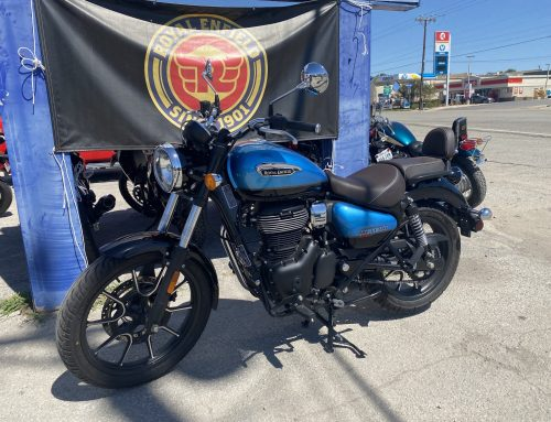 New Royal Enfield Meteor 350